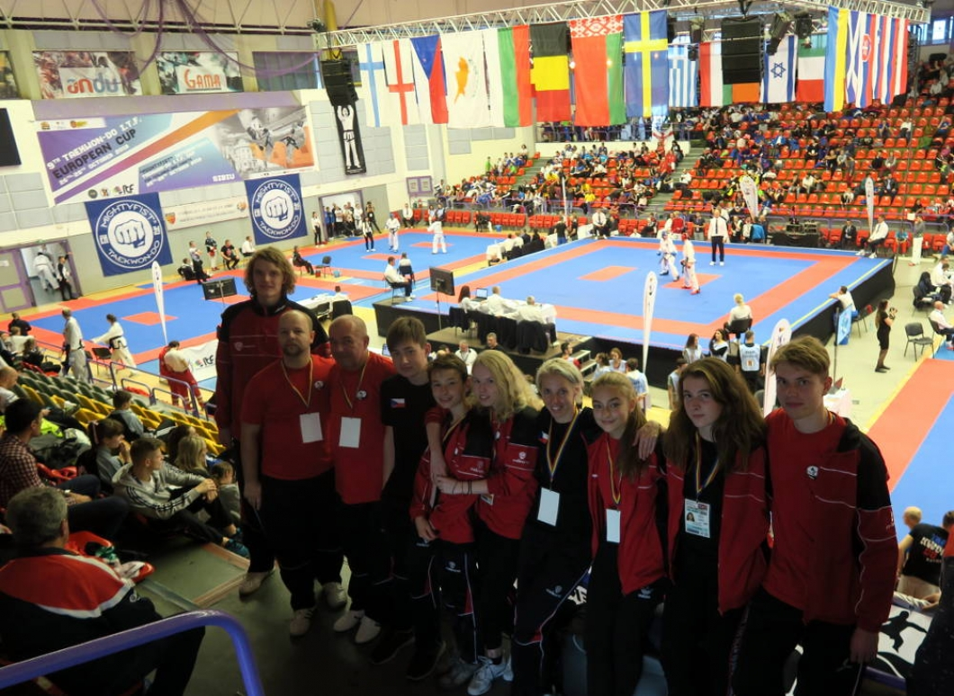 Taekwon-Do ITF European Cup 2018